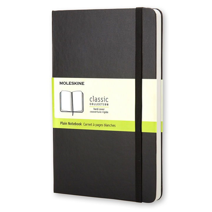 Classic Hardcover Pocket Black in the group Paper & Pads / Note & Memo / Notebooks & Journals at Pen Store (100349_r)