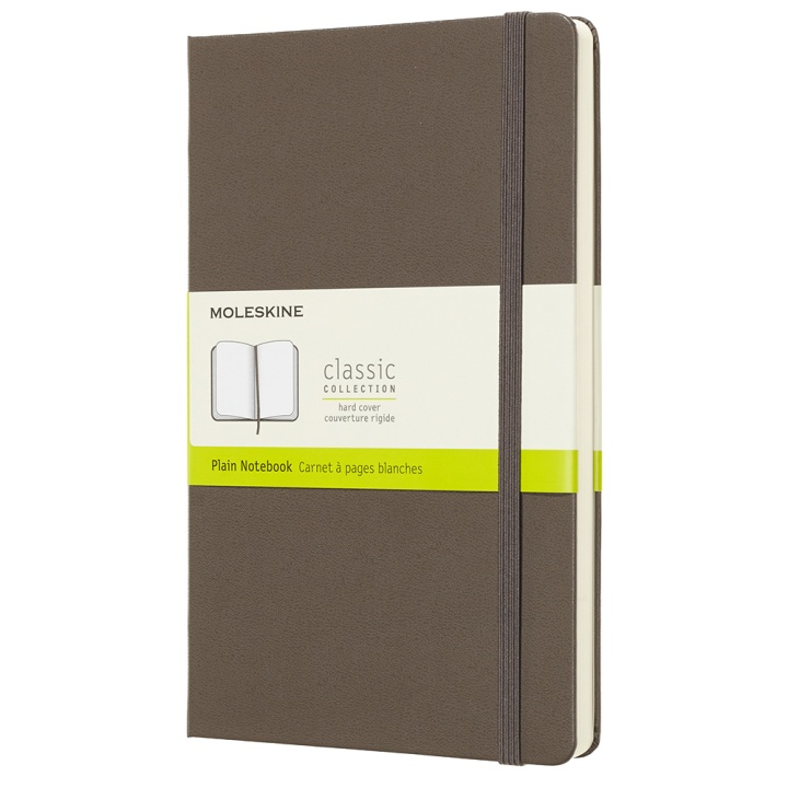 Classic Hardcover Large Brown in the group Paper & Pads / Note & Memo / Notebooks & Journals at Pen Store (100360_r)