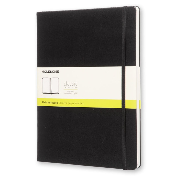 Classic Hardcover XL Black in the group Paper & Pads / Note & Memo / Notebooks & Journals at Pen Store (100362_r)
