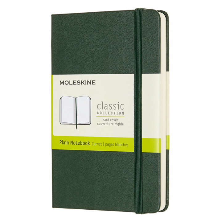 Classic Hardcover Pocket Myrtle Green in the group Paper & Pads / Note & Memo / Notebooks & Journals at Pen Store (100389_r)