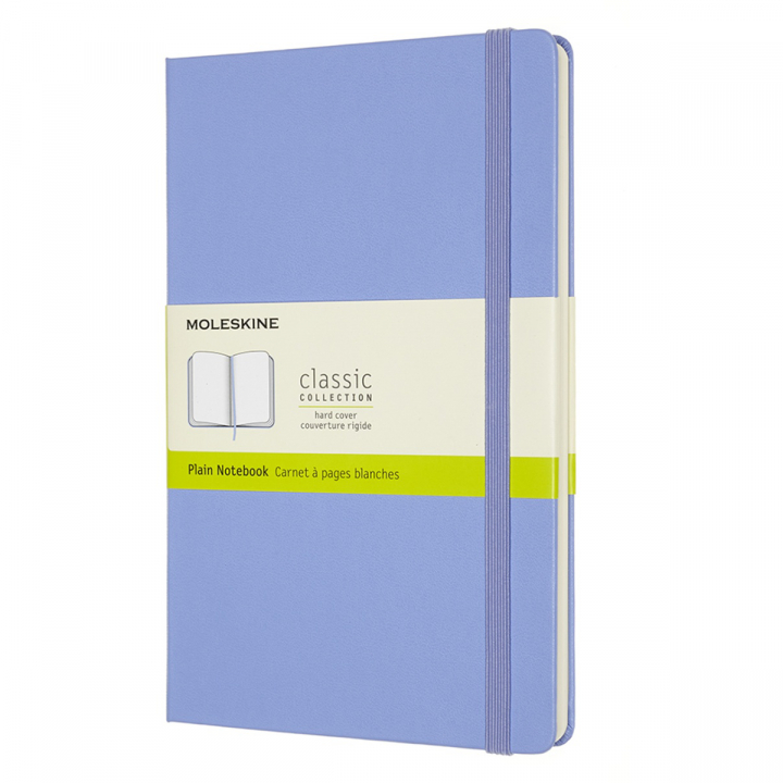Classic Soft Cover Large Hydrangea Blue in the group Paper & Pads / Note & Memo / Notebooks & Journals at Pen Store (100410_r)