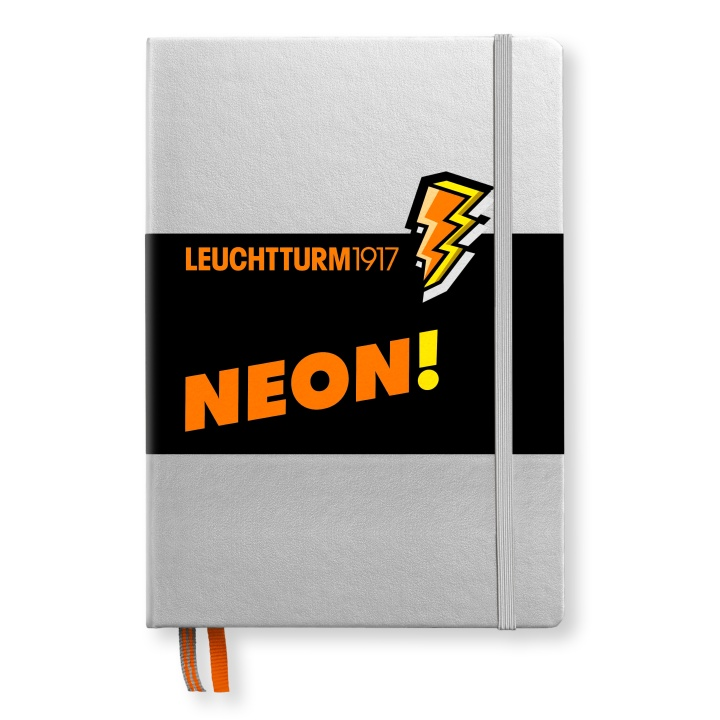 Special Edition A5 Medium Neon Orange in the group Paper & Pads / Note & Memo / Notebooks & Journals at Pen Store (100816)