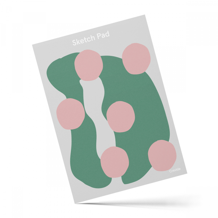Sketch pad A4 70g in the group Paper & Pads / Artist Pads & Paper / Drawing & Sketch Pads at Pen Store (100848)