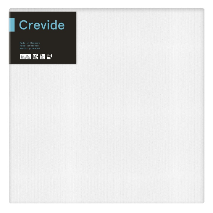 Canvas Cotton/Polyester 50x50 in the group Art Supplies / Studio / Artist Canvas at Pen Store (100866)