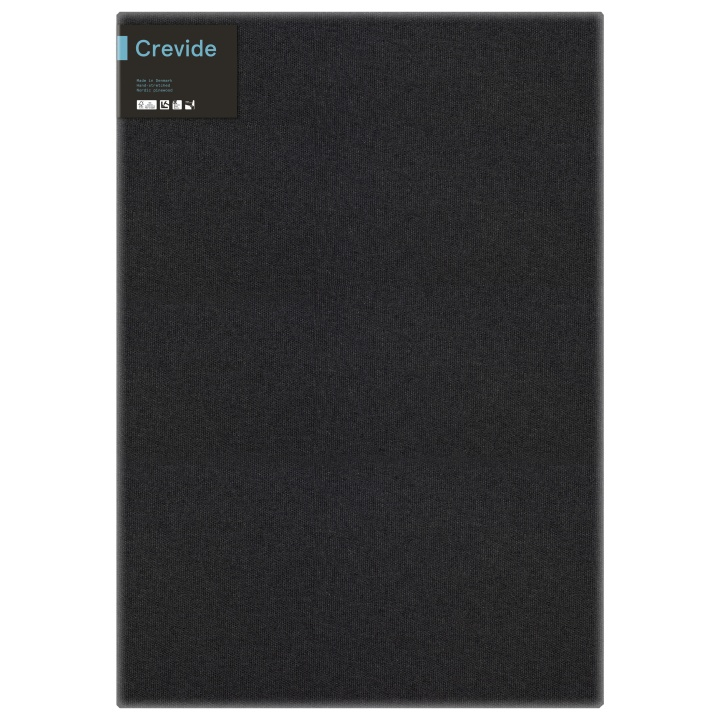 Canvas Black Cotton/Polyester 70x100 in the group Art Supplies / Studio / Artist Canvas at Pen Store (100893)