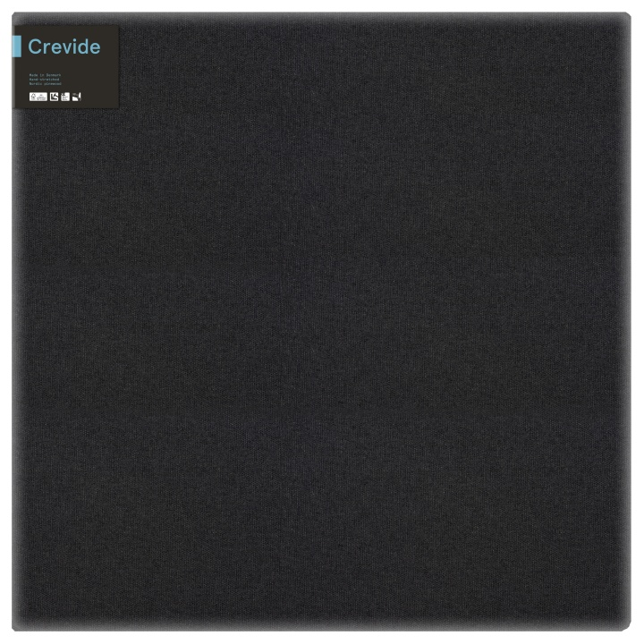 Canvas Black Cotton/Polyester 100x100 in the group Art Supplies / Studio / Artist Canvas at Pen Store (100896)