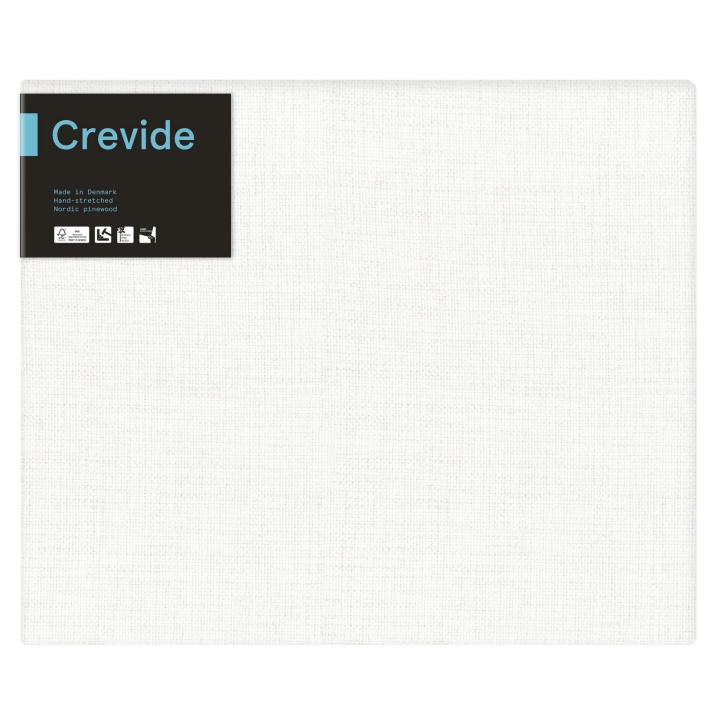 White Linen Canvas 55x46 (F10) in the group Art Supplies / Studio / Artist Canvas at Pen Store (100900)