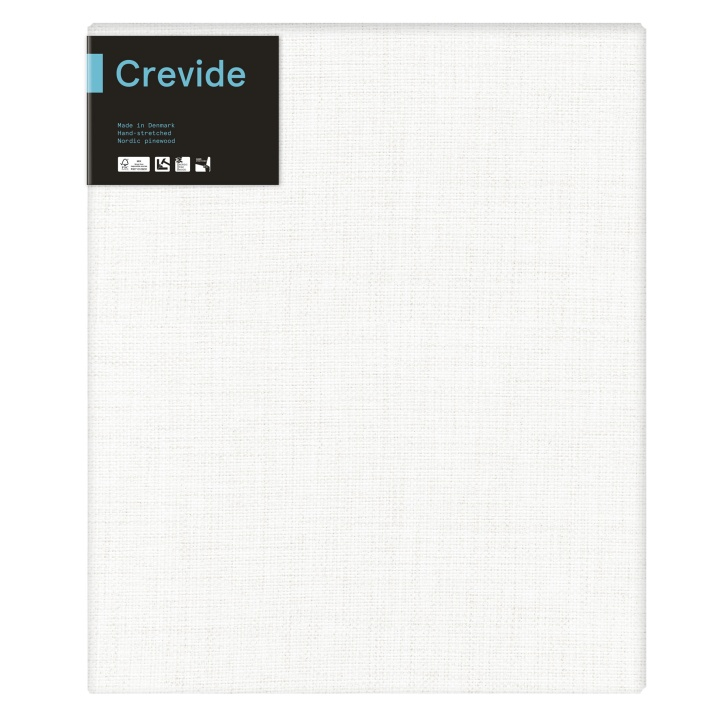 White Linen Canvas 50x60 in the group Art Supplies / Studio / Artist Canvas at Pen Store (100909)