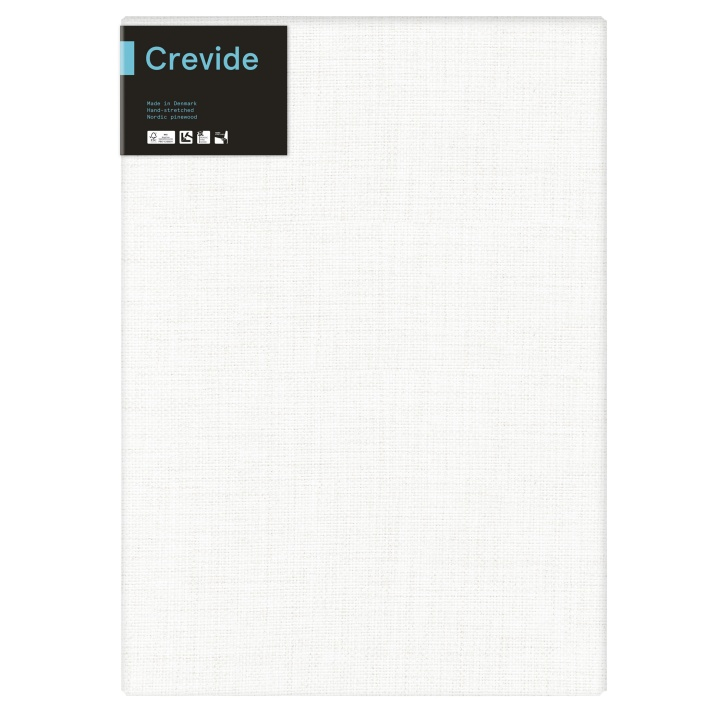 White Linen Canvas 50x70 in the group Art Supplies / Studio / Artist Canvas at Pen Store (100911)