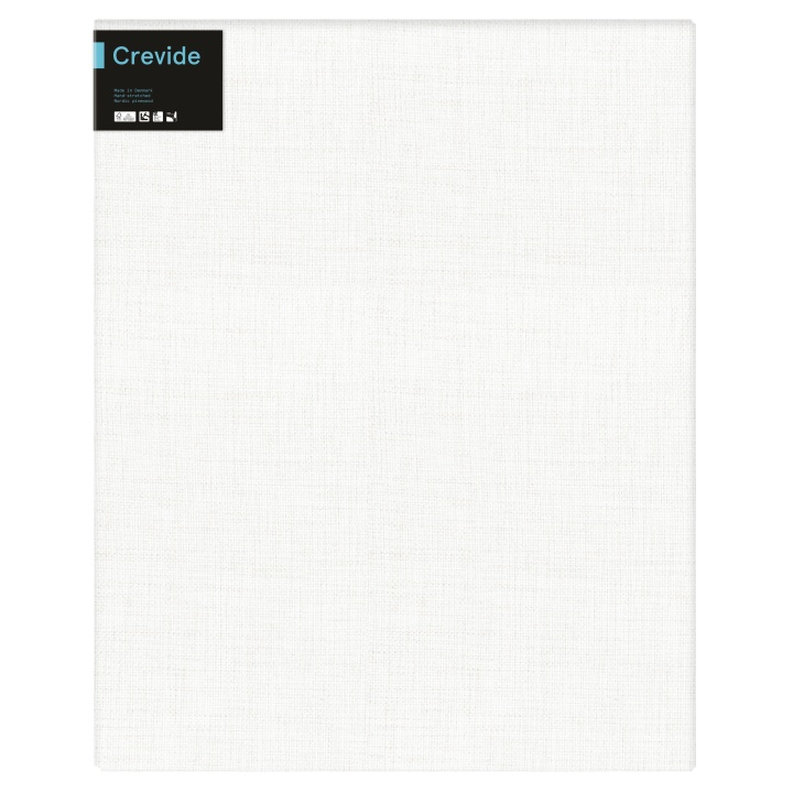 White Linen Canvas 80x100 in the group Art Supplies / Studio / Artist Canvas at Pen Store (100916)