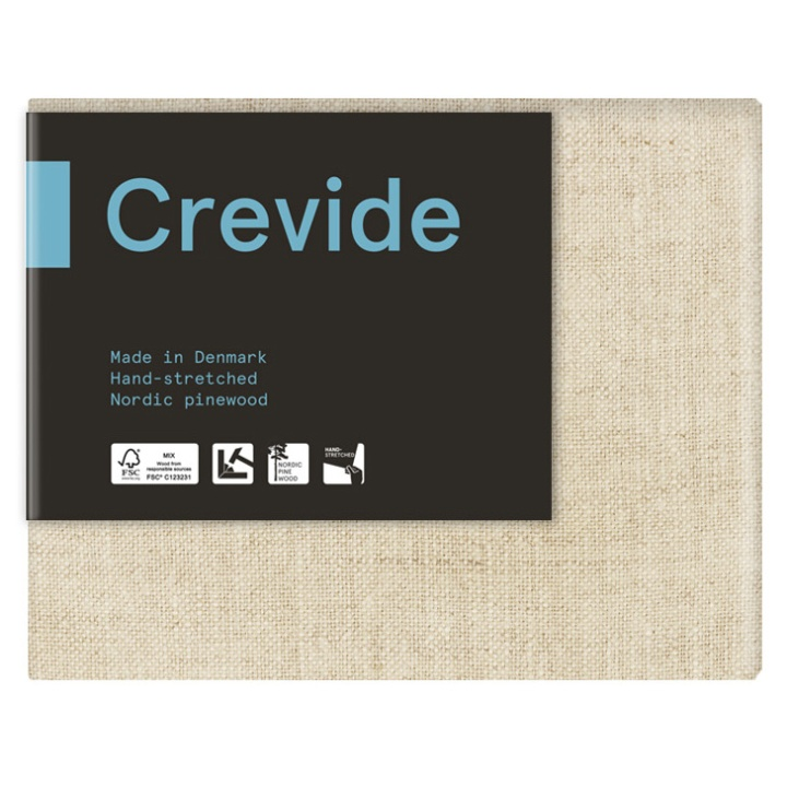 Natural Linen Canvas 24x19 (F2) in the group Art Supplies / Studio / Artist Canvas at Pen Store (100918)