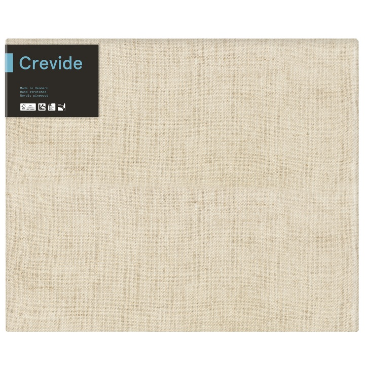 Natural Linen Canvas 65x54 (F15) in the group Art Supplies / Studio / Artist Canvas at Pen Store (100922)