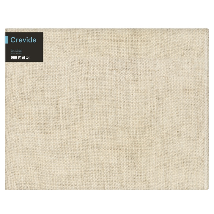 Natural Linen Canvas 92x73 (F30) in the group Art Supplies / Studio / Artist Canvas at Pen Store (100925)