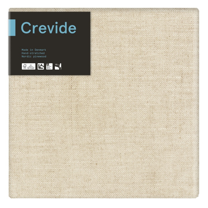 Natural Linen Canvas 40x40 in the group Art Supplies / Studio / Artist Canvas at Pen Store (100928)