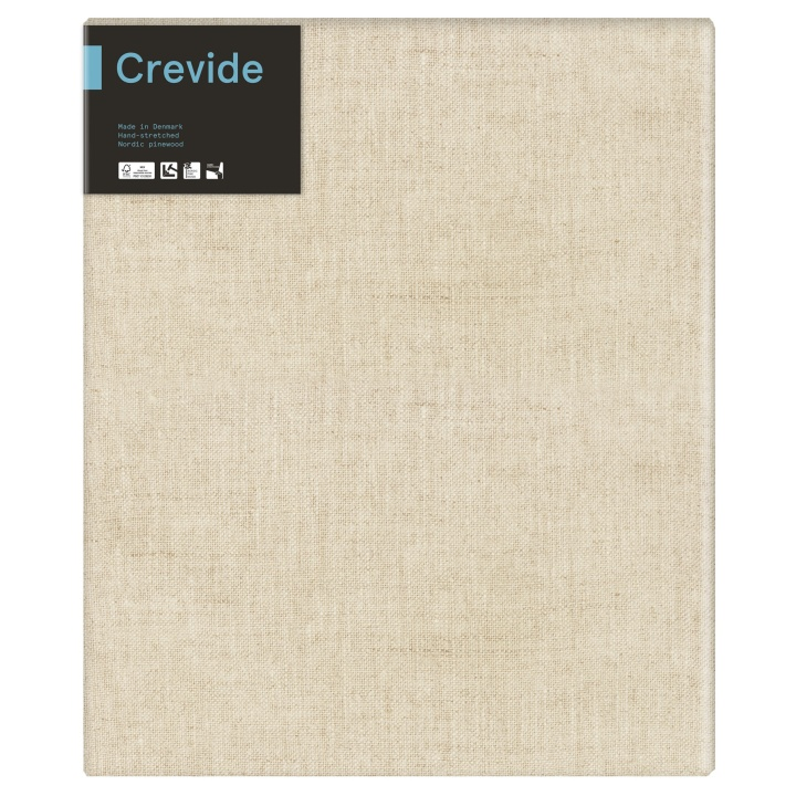 Natural Linen Canvas 50x60 in the group Art Supplies / Studio / Artist Canvas at Pen Store (100930)