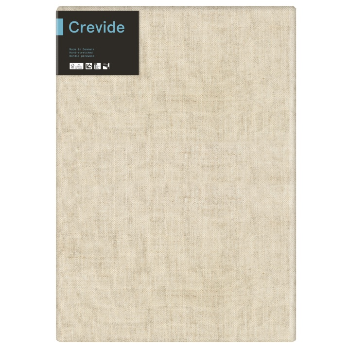 Natural Linen Canvas 50x70 in the group Art Supplies / Studio / Artist Canvas at Pen Store (100932)
