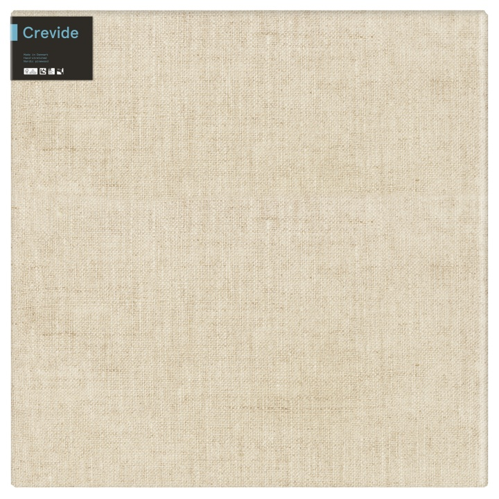 Natural Linen Canvas 100x100 in the group Art Supplies / Studio / Artist Canvas at Pen Store (100938)
