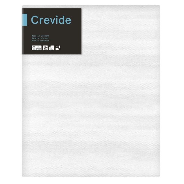 Canvas Cotton Aquarelle 40x50 in the group Art Supplies / Studio / Artist Canvas at Pen Store (100942)