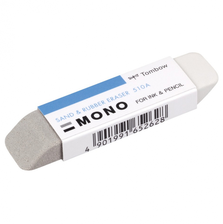 Mono Sand and Rubber Eraser in the group Pens / Pen Accessories / Erasers at Pen Store (100975)