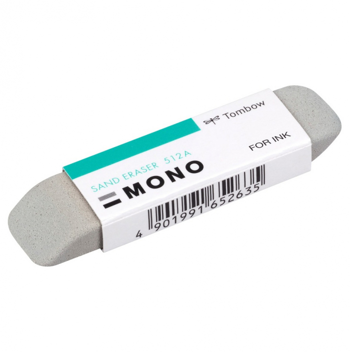 Mono Sand Eraser in the group Pens / Pen Accessories / Erasers at Pen Store (100976)