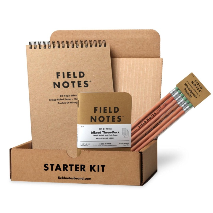 Starter Kit in the group Paper & Pads / Note & Memo / Notebooks & Journals at Pen Store (101442)
