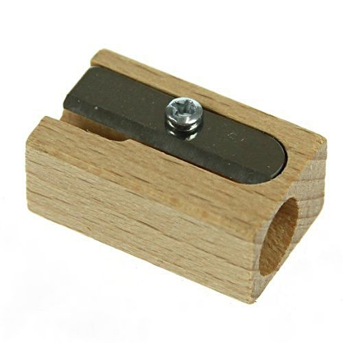Sharpener Wood in the group Pens / Pen Accessories / Sharpeners at Pen Store (102259)
