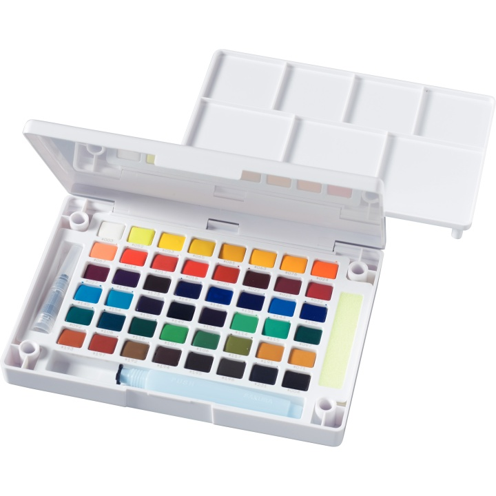 Koi Water Colors Sketch Box 48 in the group Art Supplies / Colors / Watercolor Paint at Pen Store (103506)