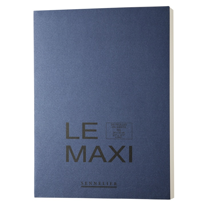 Le Maxi Drawing Pad 24x32 cm in the group Paper & Pads / Artist Pads & Paper / Drawing & Sketch Pads at Pen Store (106231)