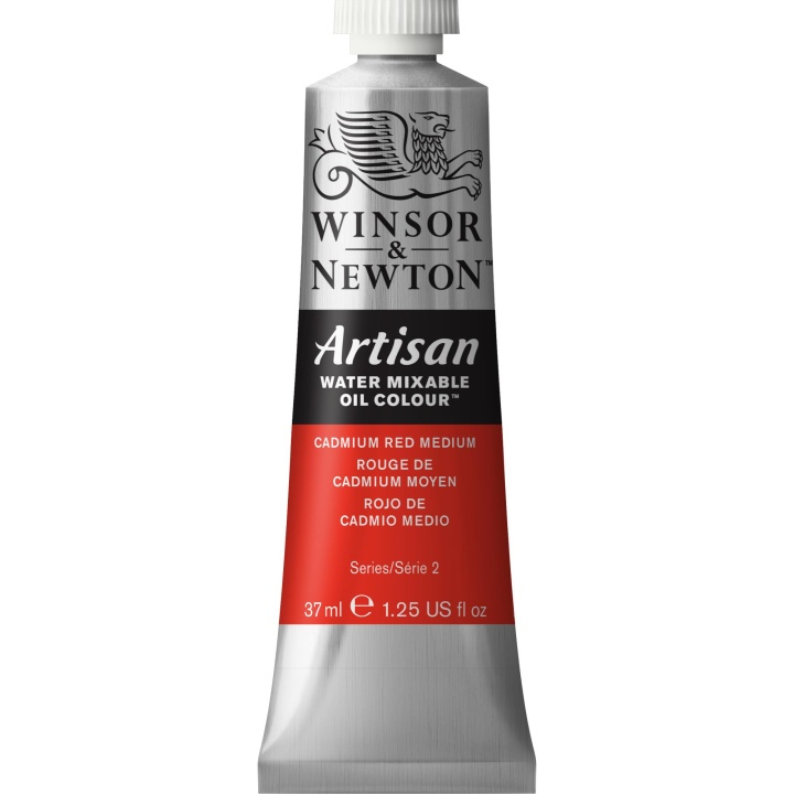 Artisan Water Mixable Oil Color 37 ml (Price group 2) in the group Art Supplies / Colors / Oil Paint at Pen Store (107390_r)