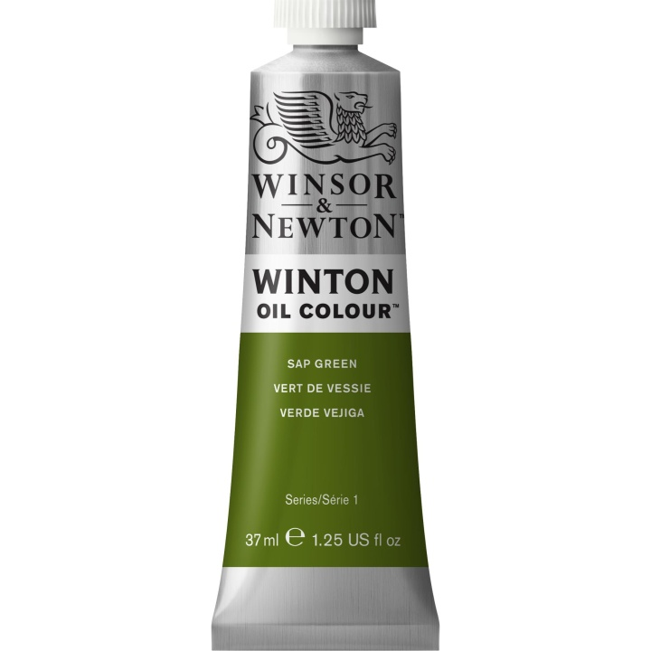 Winton Oil Color 37 ml in the group Art Supplies / Colors / Oil Paint at Pen Store (107402_r)
