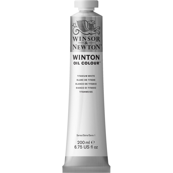 Winton Oil Color 200 ml in the group Art Supplies / Colors / Oil Paint at Pen Store (107445_r)