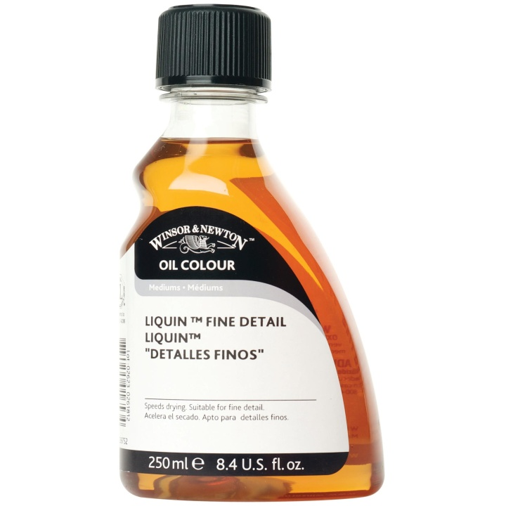 Liquin Fine Detail 250 ml in the group Art Supplies / Mediums & Varnishes / Oil Mediums at Pen Store (107487)