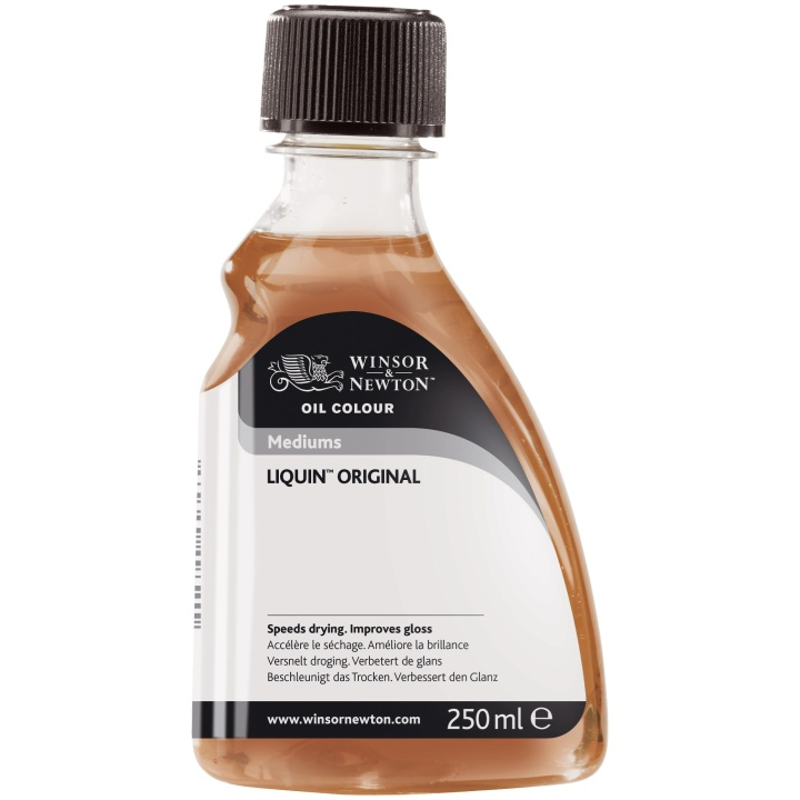 Liquin Original 250 ml in the group Art Supplies / Mediums & Varnishes / Oil Mediums at Pen Store (107488)