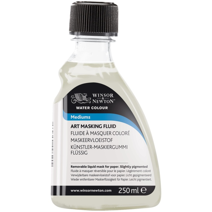 Art Masking Fluid 250 ml in the group Art Supplies / Mediums & Varnishes / Watercolor Mediums at Pen Store (107494)