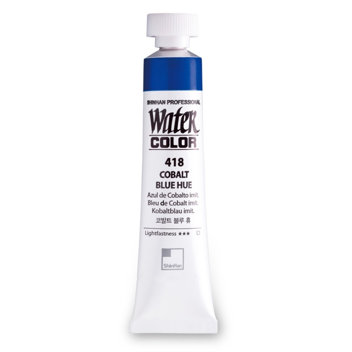 Water Color PRO 7.5 ml in the group Art Supplies / Colors / Watercolor Paint at Pen Store (107534_r)