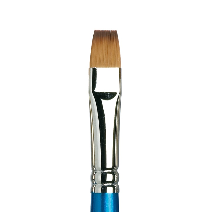 Cotman Brush - Series 555 Flat 12 in the group Art Supplies / Brushes / Synthetic Brushes at Pen Store (107627)