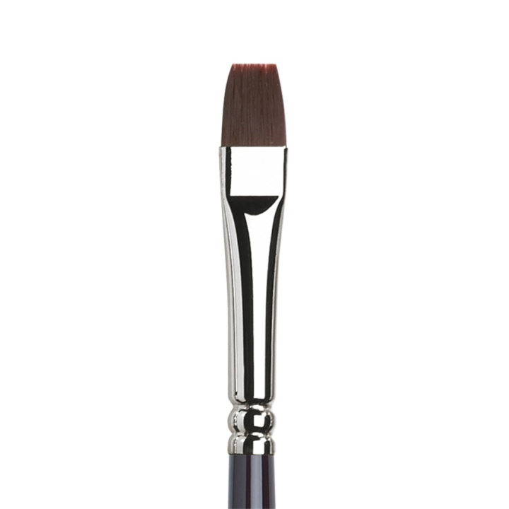 Galeria Brush Short Flat 8 in the group Art Supplies / Brushes / Acrylic Brushes at Pen Store (107686)