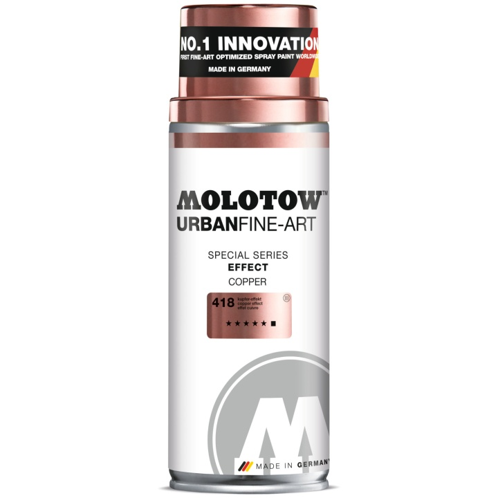 Acrylic Spray UrbanFineArt Effect 400 ml in the group Art Supplies / Colors / Spray Paint at Pen Store (108228_r)