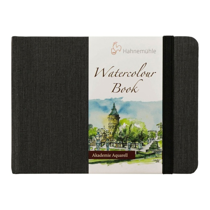 Watercolour Book A5 Landscape in the group Paper & Pads / Artist Pads & Paper / Sketchbooks at Pen Store (108477)