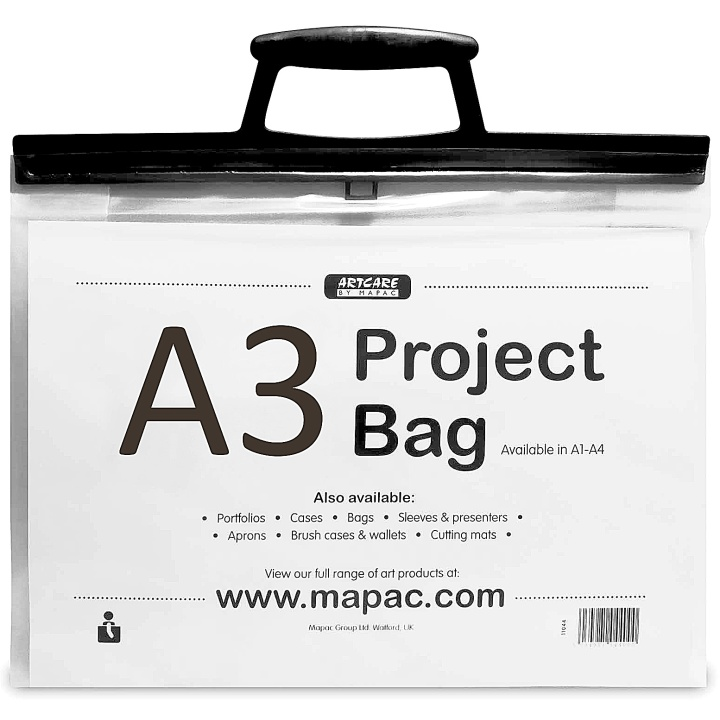Artcare Project Bag A3 in the group Art Supplies / Art Accessories / Storage at Pen Store (108891)