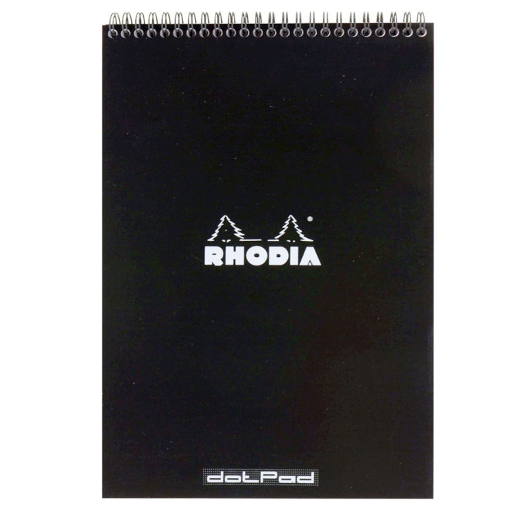 Classic Notepad A4 DotPad in the group Paper & Pads / Note & Memo / Spiral Pads at Pen Store (109929)