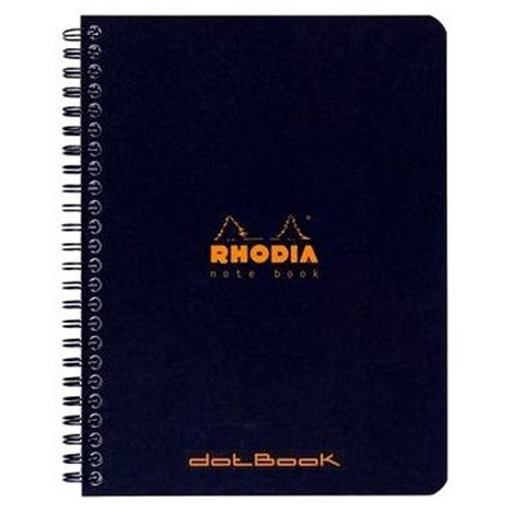 Notebook Spiral A5 Ruled in the group Paper & Pads / Note & Memo / Spiral Pads at Pen Store (110250)