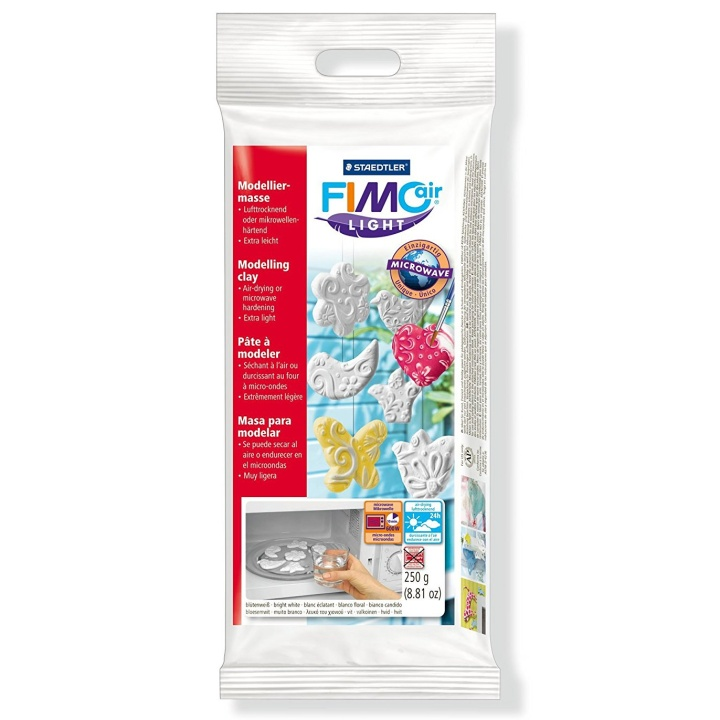 FIMO Air Light 250 g in the group Kids / Kids' Paint & Crafts / Modelling Clay for Kids at Pen Store (111128_r)