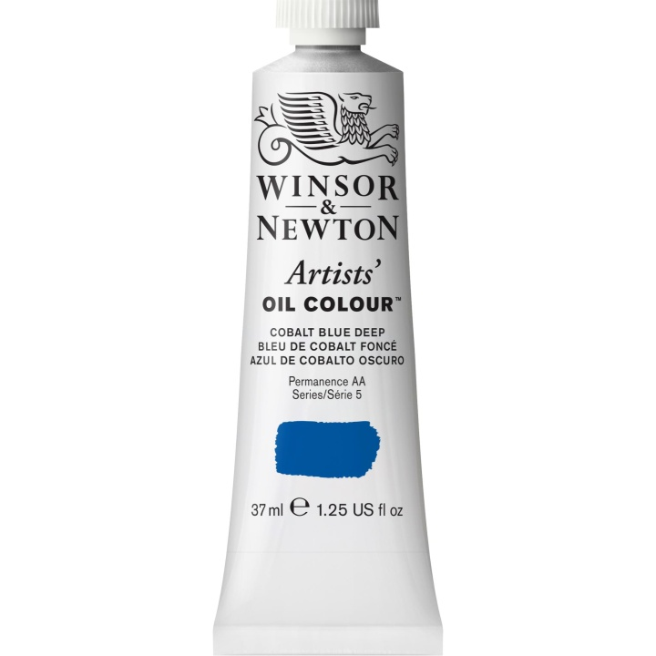 Artists' Oil Color 37 ml (Price group 5) in the group Art Supplies / Colors / Oil Paint at Pen Store (111326_r)