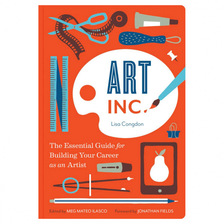 Art Inc. in the group Hobby & Creativity / Books / Inspirational Books at Pen Store (111781)