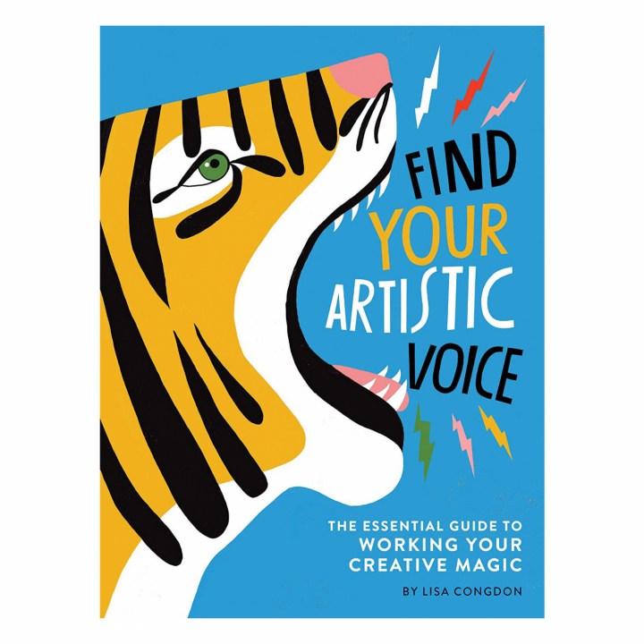 Find Your Artistic Voice in the group Hobby & Creativity / Books / Inspirational Books at Pen Store (111852)