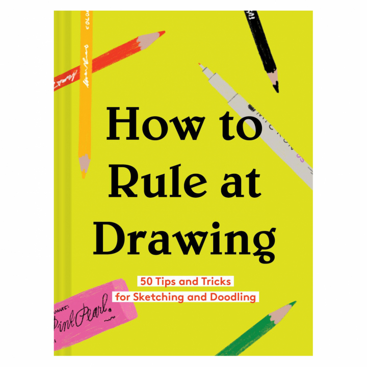 How to Rule at Drawing in the group Hobby & Creativity / Books / Art Instruction Books at Pen Store (111880)
