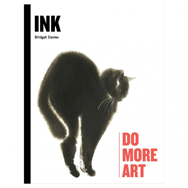 Ink - Do More Art in the group Hobby & Creativity / Books / Art Instruction Books at Pen Store (111910)