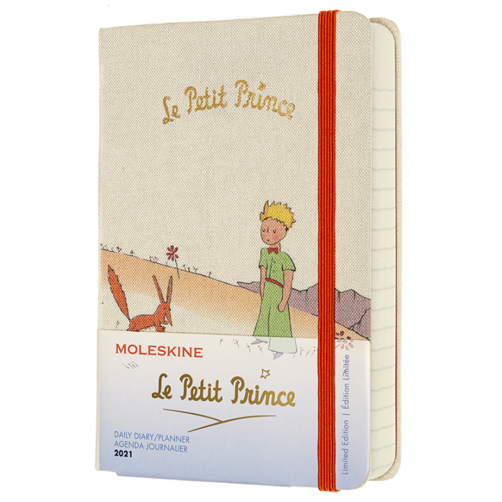 Calendar 2021 Daily Pocket Limited Edition: Le Petit Prince in the group Paper & Pads / Planners / 12-Month Planners at Pen Store (112330)