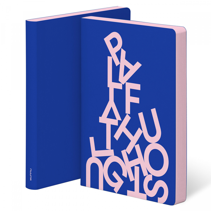 Notebook Graphic L - Playful Thoughts in the group Paper & Pads / Note & Memo / Notebooks & Journals at Pen Store (125439)